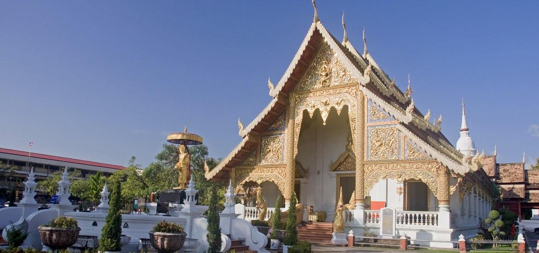 Wat Phra Singh Buddhist Temple