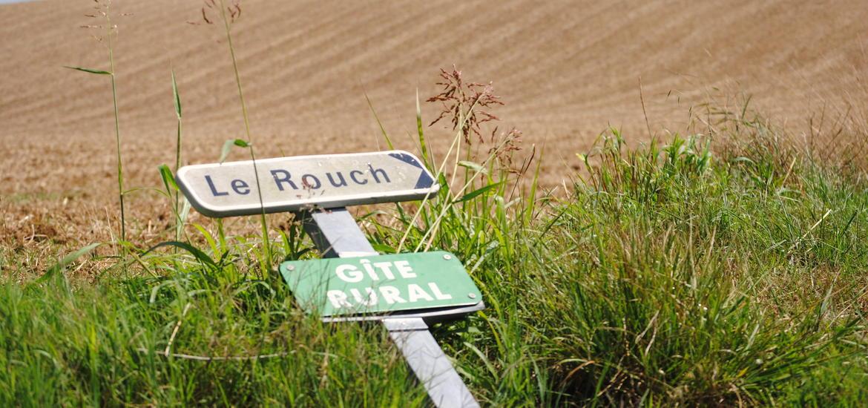 Signs along the way