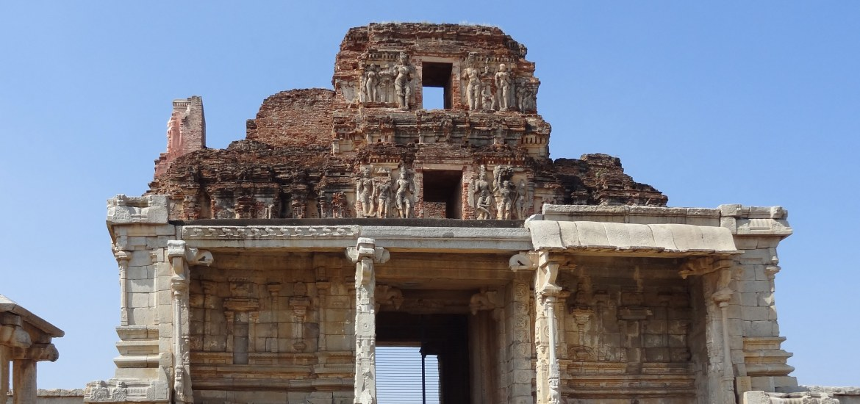 Hindu Temple dedicated to Krishna in Udupi, Karnataka