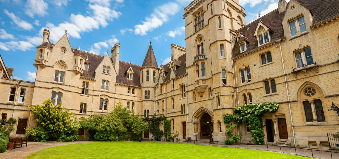 Balliol College, Oxford University: Junior Year Abroad Program for ...