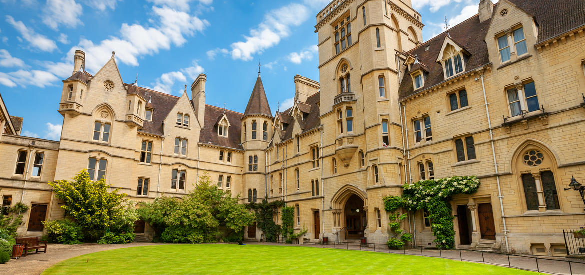 Academic community in the heart of Oxford