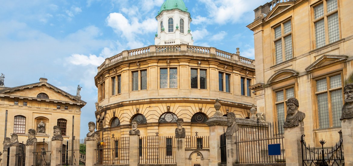 Sheldonian Theater in Oxford