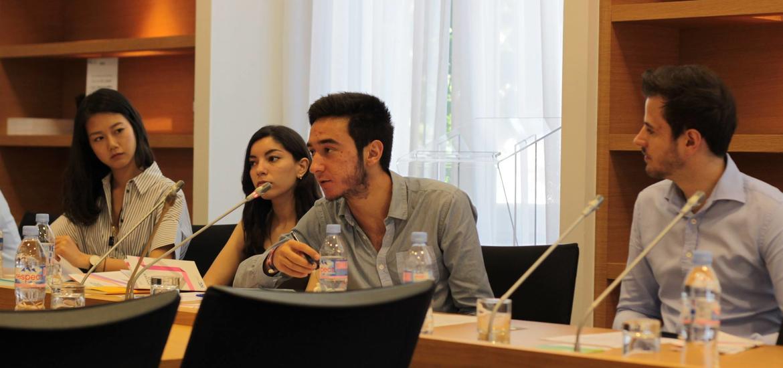 Photo by Yijia Lu, Program Assistant