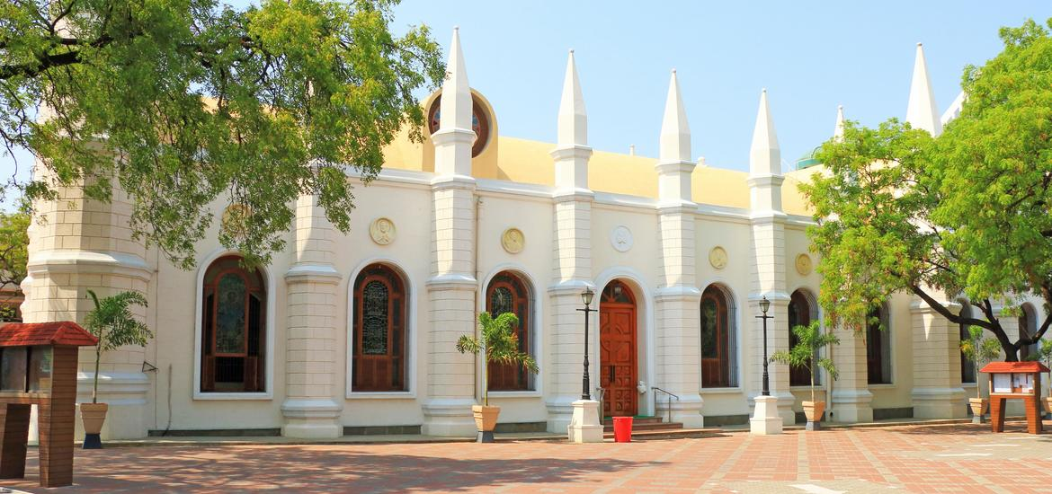 Landscape of the Roman Catholic Diocese of Poona