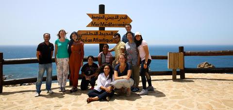 Photo by Jonas Elbousy, program coordinator