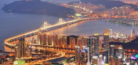 Busan, S. Korea