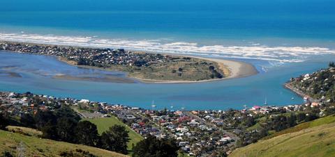 Southside Beach, Christchurch, New Zealand