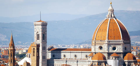 The Santa Maria del Fiore Cathedral