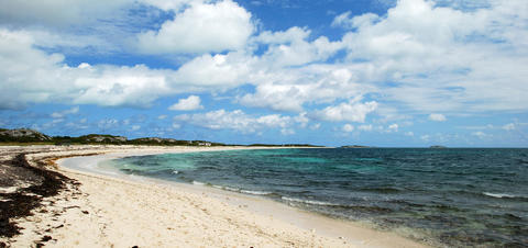 Beach on Grand Turk Island